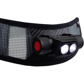 UltrAspire Lumen 800 Multi Sport Waist Pack, gris/negro